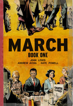 Civil rights legend Rep. John Lewis to launch graphic novel trilogy in August