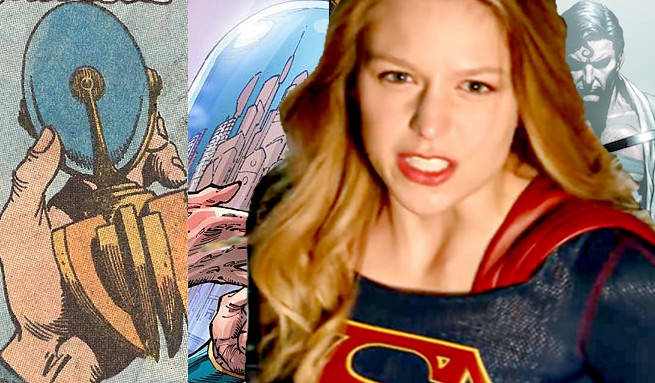 Supergirl: 5 Kryptonian Concepts We Want to See Onscreen