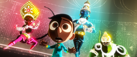 Hindu Heroes Of 'Sanjay's Super Team' Finally Add Colour To Pixar's Palette