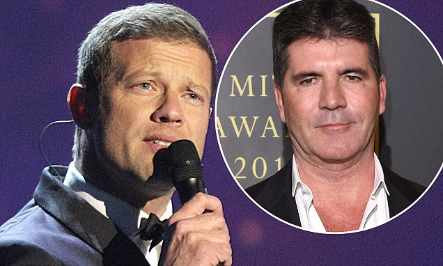 Dermot O'Leary is 'negotiating a three year deal to return to X Factor'