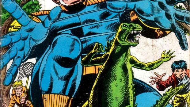 Marvel's Godzilla Comics Were Monstrously Weird