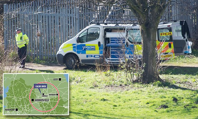 Fifth body in a month is pulled from Huddersfield waterway