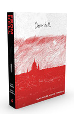 New Hardcover Edition of Moore & Campbell's Masterpiece FROM HELL Reaches Stores in September