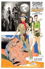 Alan Moore & Kevin O'Neill present The League of Extraordinary Gentlemen, Volume IV: THE TEMPEST